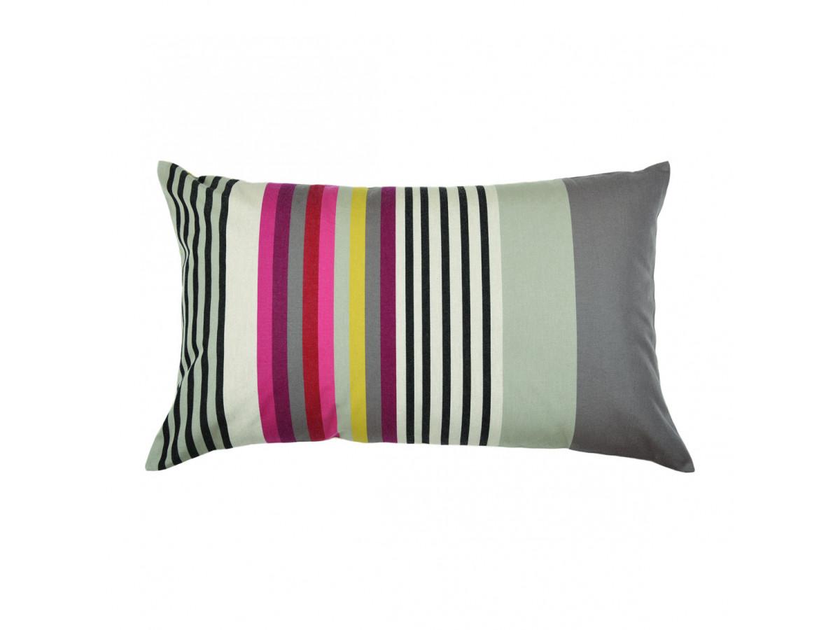 Coussin rectangle LARRAU Multicolore