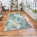 Tapis CALIFORNIA Vert / Beige Clair 120 x 170