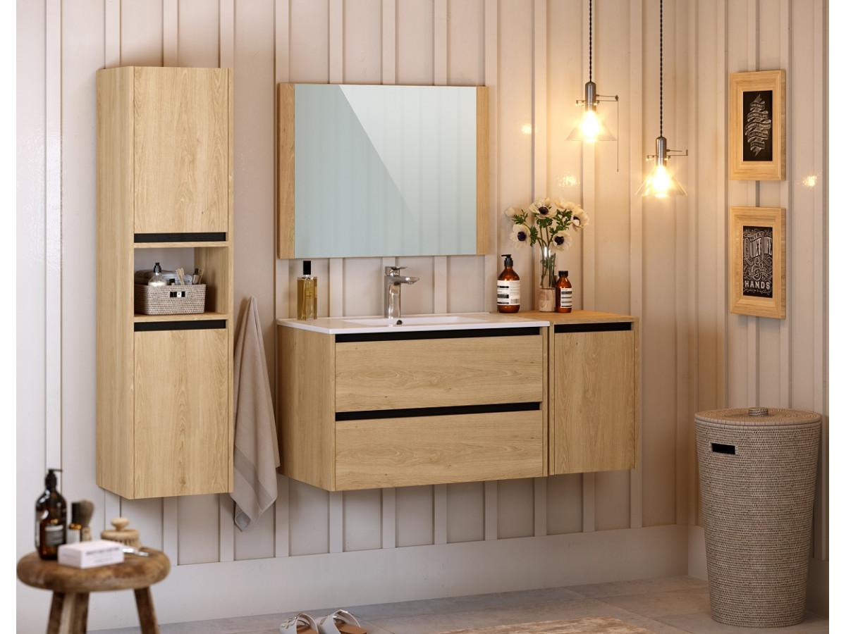 Ensemble de salle de bain 81 cm MILAN