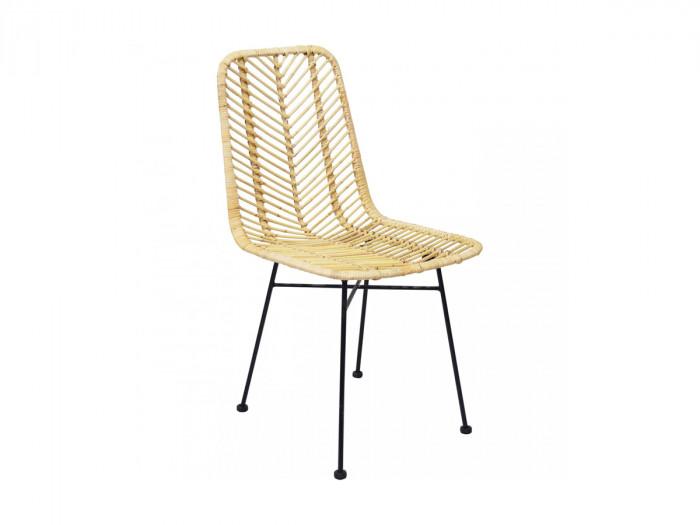 Lot de 4 chaises TIMOR