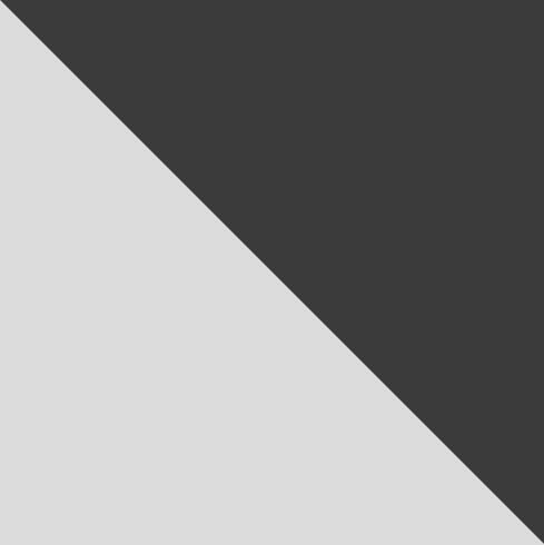 Gris clair & gris foncé